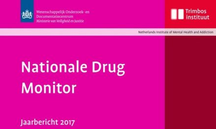 Trimbos Jaarbericht Nationale Drug Monitor 2017