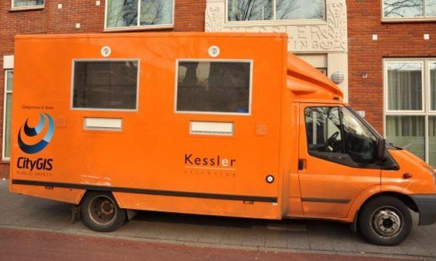Soepbus is coronaproof gemaakt en gaat weer rijden