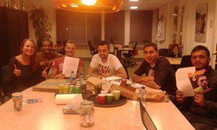 Verbetertafel bij het JIT