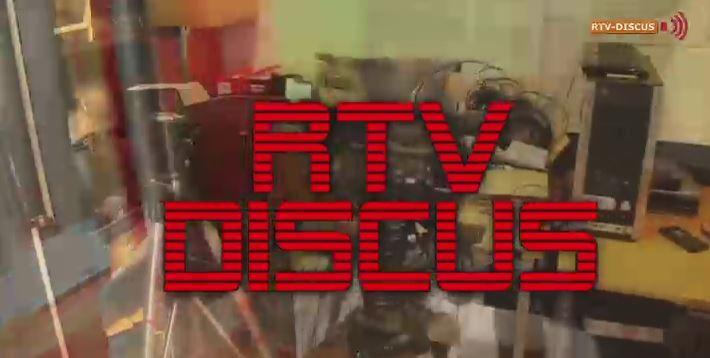 Achterban Werkt! in de uitzending van RTV Discus