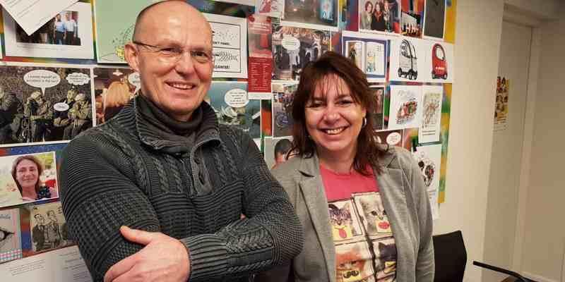 Ron Fabiola Onafhankelijke cliëntondersteuning Straat Consulaat te Den Haag