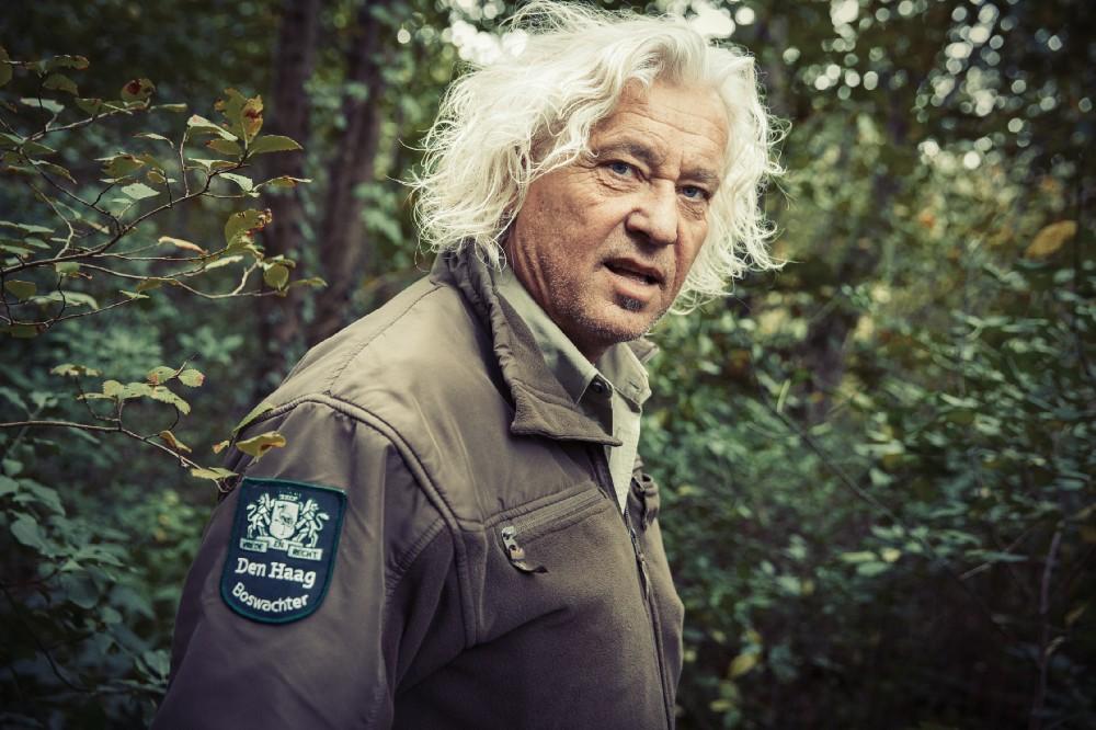 'Het straatleven is overleven' Boswachter Hans van Popering over zijn omgang met de Haagse daklozen.
