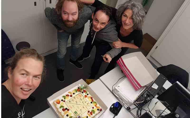 Eerder dit jaar ontvingen wij het Haags Keurmerk voor Vrijwilligersorganisatie