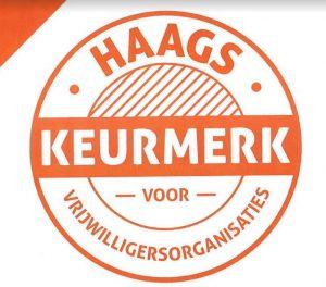 HAAGS KEURMERK VRIJWILLIGERS VOOR STRAAT CONSULAAT!