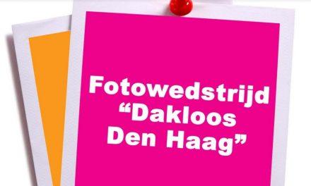 """Fotowedstrijd """"Dakloos Den Haag"""""""