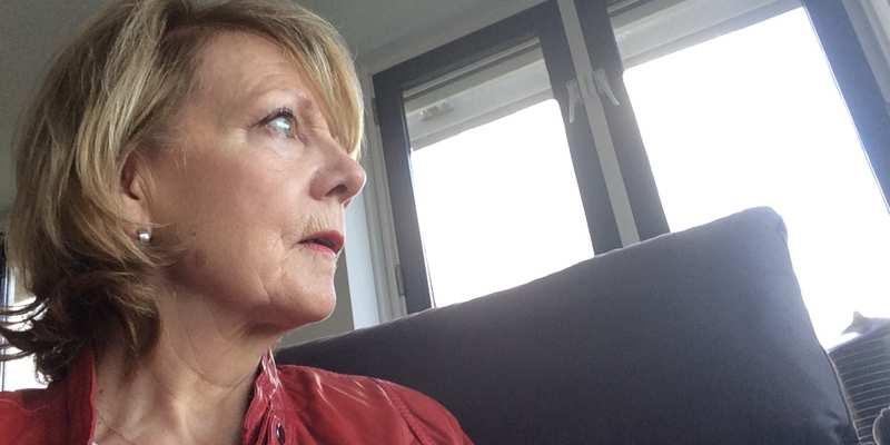 Straatleven: Op het perron