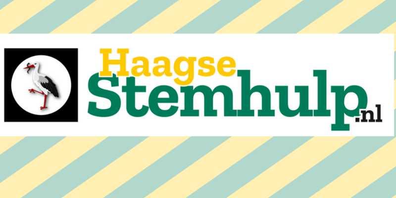 Haagse Stemhulp voor de verkiezingen voor de gemeenteraad van Den Haag van 21 maart 2018