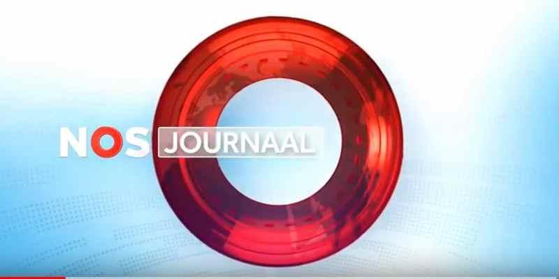 NOS journaal 8-2-2018 over de winteropvang, Zilverstraat, Den Haag