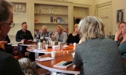 Workshops voor vrijwilligers