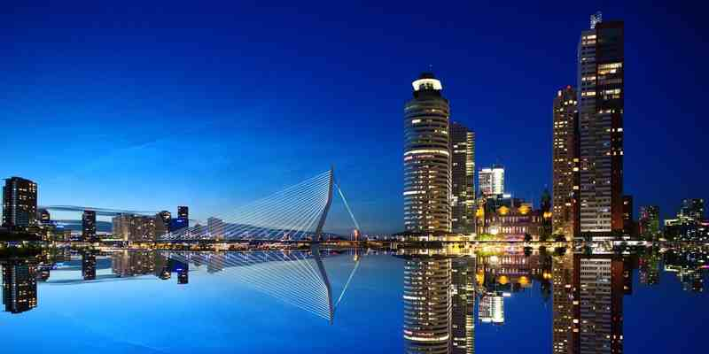 AD: Rotterdam telt 2000 dak- en thuislozen