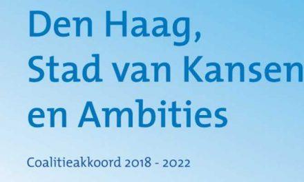 Belangrijke voornemens uitgelicht uit het coalitieakkoord 2018 – 2022 van Den Haag