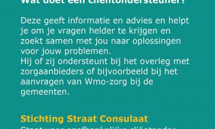 Onafhankelijke cliëntondersteuning in Den Haag