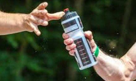 'Geef water aan iemand die op straat leeft'