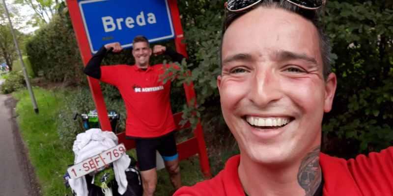 Radio interview op Funx.nl met Rick en Wesley