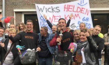 Den Haag FM: Project Wicks weer terug na geslaagde fietstocht voor aandacht voor verslaving
