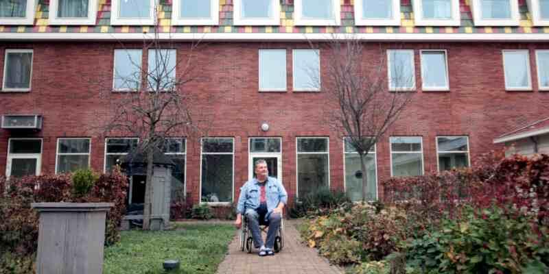 Het opmerkelijke verhaal van de Haagse dakloze Alan