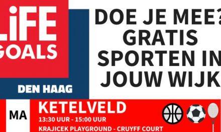 Stichting Life Goals Nederland brengt kwetsbare mensen in onze samenleving via sport weer in beweging