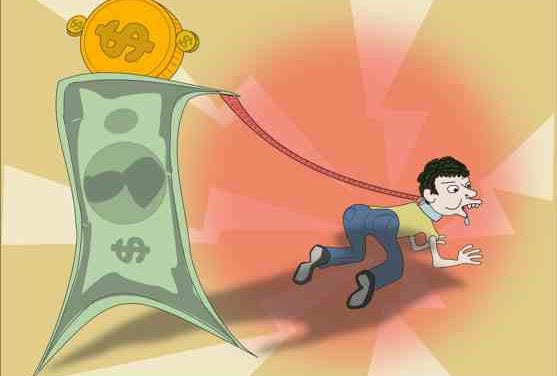 Leven in het schuldengetto