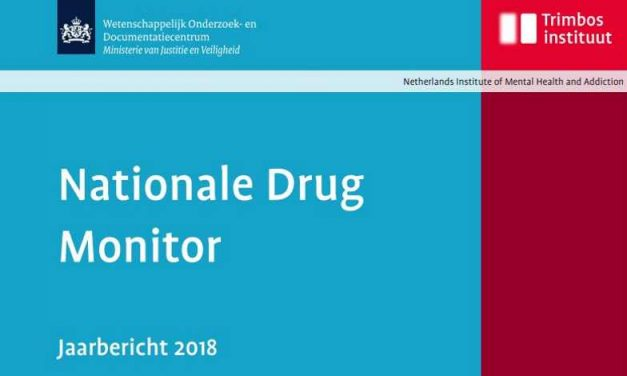 Jaarbericht Nationale Drug Monitor 2018