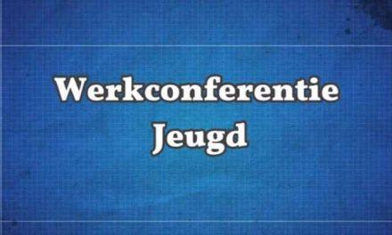 """Jongeren leveren flinke bijdragen aan de werkconferentie """"Van Zwerfsteen naar Baksteen""""."""
