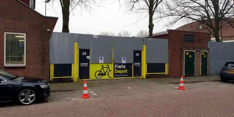 Plan voor fietsenbank kwam Hagenaar Marcel wel héél bekend voor: 'Die is er al'
