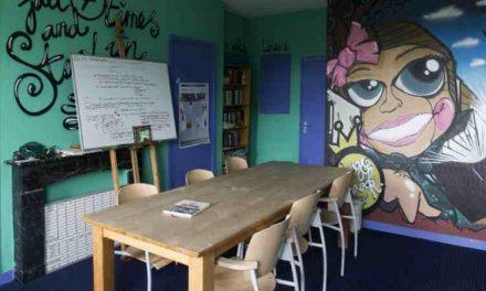 De Haagse Zaak, een dagopvang voor dak- en thuislozen te bezoeken op de Dag van de Architectuur