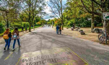 Kort geding om daklozencamping in Vondelpark