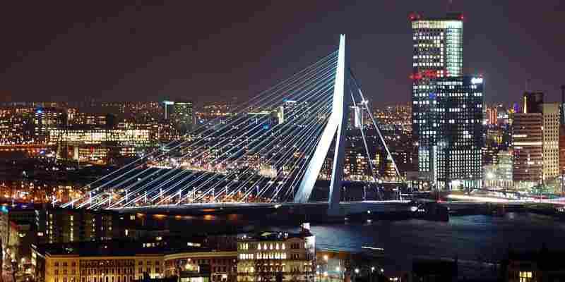 'Rotterdam drukt mensen met een kleine beurs de stad uit'
