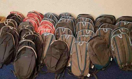 Rugtassen voor Haagse daklozen!