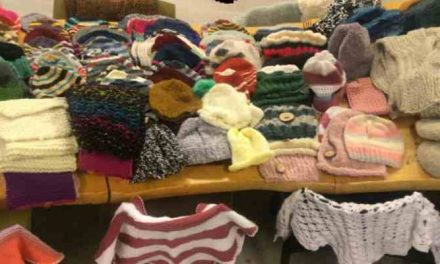 Al meer dan 70 breigroepen actief bij Wool for Warmth