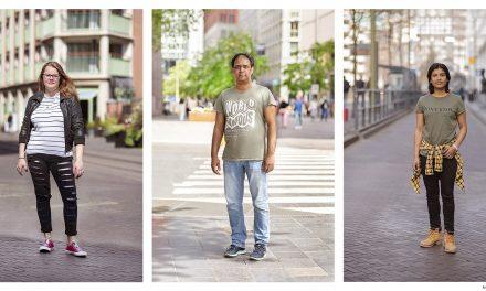 De zwervers van nu: een bont gezelschap op straat