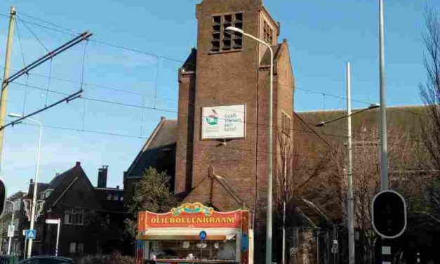 Pandbrigade ontdekt 44 armetierige illegale slaapplekken in Theresiakerk