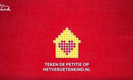Teken ook de petitie op het vergetenkind.nl
