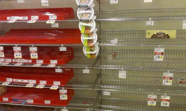 AT5: Noodoproep Voedselbank: 'Tekort aan voedsel door hamsterwoede'