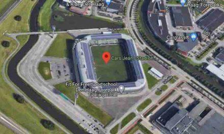 Parkeerterrein Cars Jeans Stadion wordt corona-zorglocatie voor dak- en thuislozen