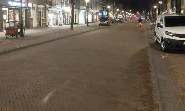 Petitie: Niemand op straat!