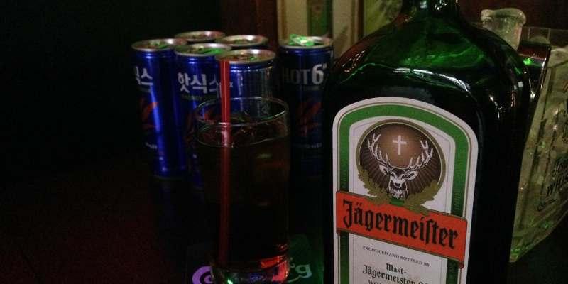 Alcohol met energy drink mixen heeft zelfde effect als cocaïne
