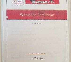 Eerste workshop cliëntondersteuning sinds coronacrisis voor nieuwe lichting vrijwilligers