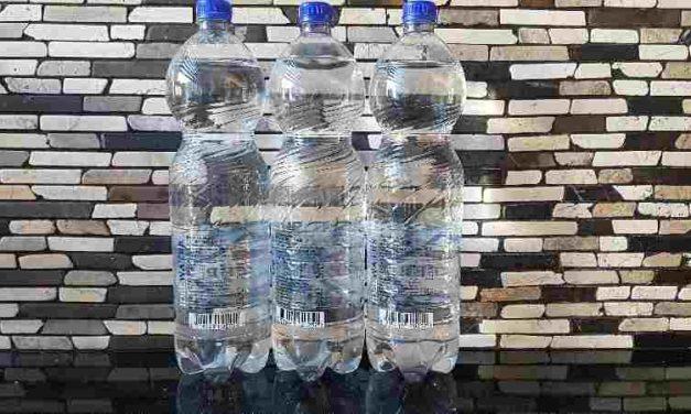 Neem water mee en deel het uit!