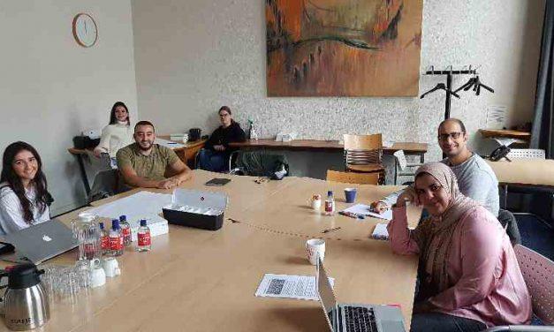 Studenten starten minor met een opdracht van de 'werkgroep wonen'