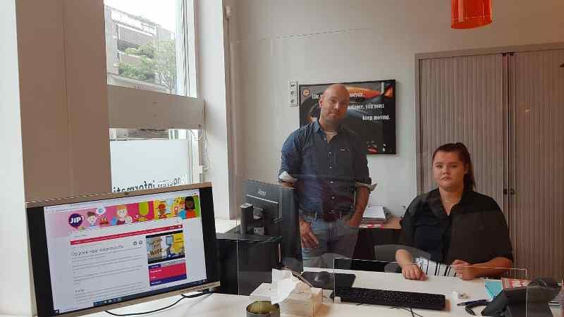 Spreekuur voor jonge dak-, en thuislozen bij het JIP Den Haag