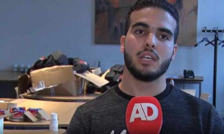 Abdul is dakloos en strijdt voor zijn rechten