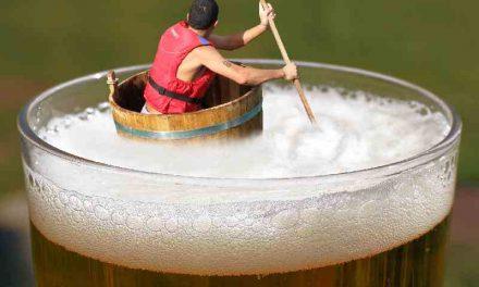 'Bijna een terugval door 'alcoholvrij' bier'