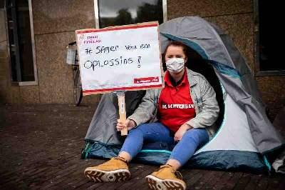Wereld Daklozendag Den Haag