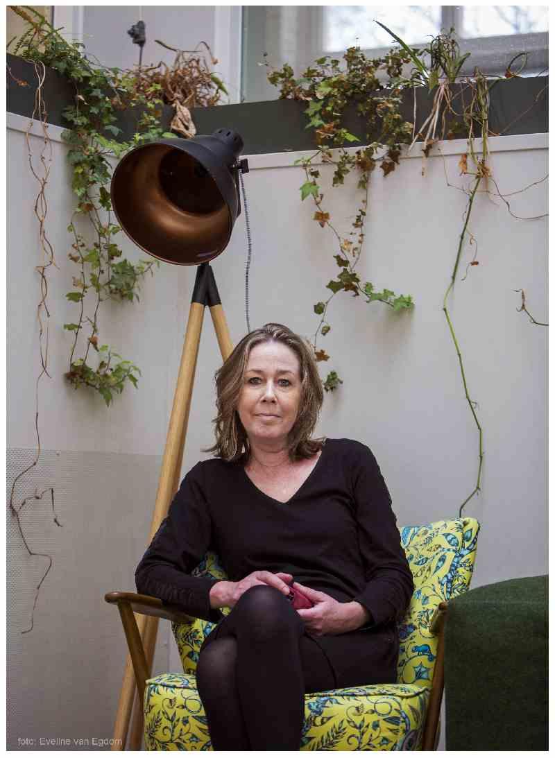 Cindy herstellend alcoholist en dakloos in Den Haag