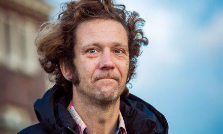 Het gezicht van de mensen op straat: Eelco