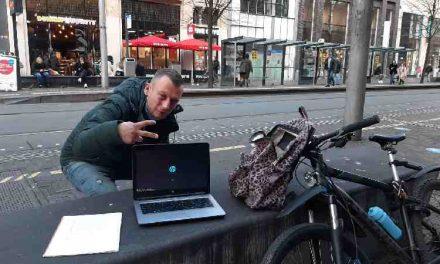 Het gezicht van de mensen op straat: Martijn