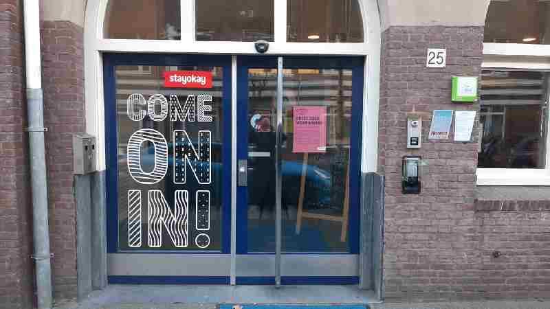 Verlenging opvang daklozen in Stayokay-hostel in Den Haag