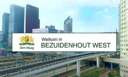 Bezuidenhout-West verwelkomt de nieuwe bewoners van de Schenkweg