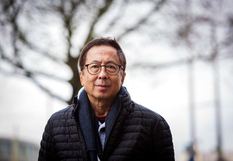 Het gezicht van de daklozen in Den Haag: Roy